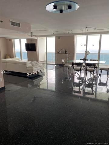 1850 S Ocean Dr 2802/2803, Hallandale Beach, FL 33009 (MLS #A10870122) :: The Riley Smith Group