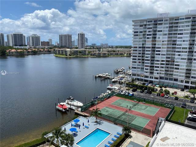 2780 NE 183rd St #1208, Aventura, FL 33160 (MLS #A10871477) :: Green Realty Properties
