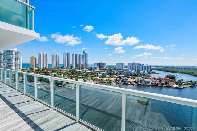 400 Sunny Isles Blvd #1702, Sunny Isles Beach, FL 33160 (MLS #A10871821) :: The Pearl Realty Group