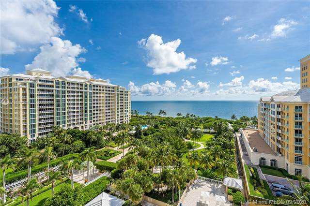 445 Grand Bay Dr #1009, Key Biscayne, FL 33149 (MLS #A10873154) :: Ray De Leon with One Sotheby's International Realty