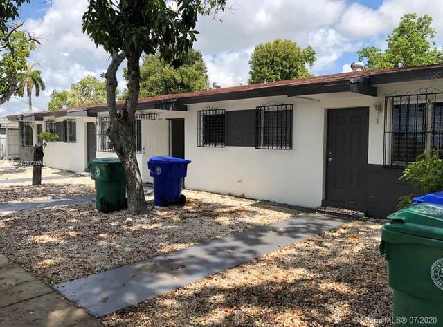 1901 NW 30th St, Miami, FL 33142 (MLS #A10873690) :: The Riley Smith Group