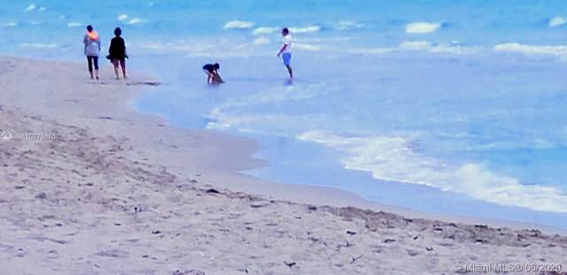 2030 S Ocean Dr #1109, Hallandale Beach, FL 33009 (MLS #A10873816) :: Castelli Real Estate Services
