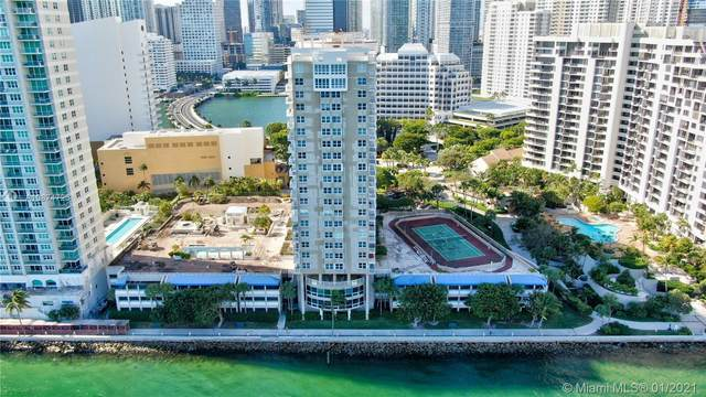 770 Claughton Island Dr #603, Miami, FL 33131 (MLS #A10874723) :: Podium Realty Group Inc