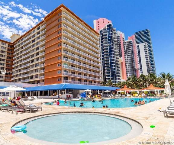 19201 Collins Ave #707, Sunny Isles Beach, FL 33160 (MLS #A10875955) :: Grove Properties