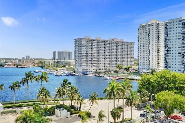 2801 NE 183rd St 801W, Aventura, FL 33160 (#A10876022) :: Real Estate Authority