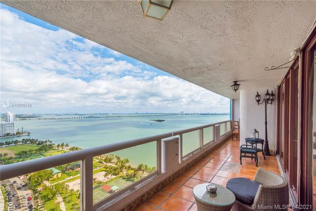 1717 N Bayshore Dr A-2850, Miami, FL 33132 (MLS #A10876146) :: The Jack Coden Group