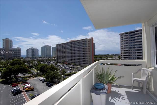 3200 NE 36th St #822, Fort Lauderdale, FL 33308 (MLS #A10876242) :: Berkshire Hathaway HomeServices EWM Realty