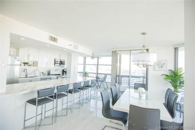 3500 Mystic Pointe Dr #2201, Aventura, FL 33180 (MLS #A10876262) :: Carole Smith Real Estate Team