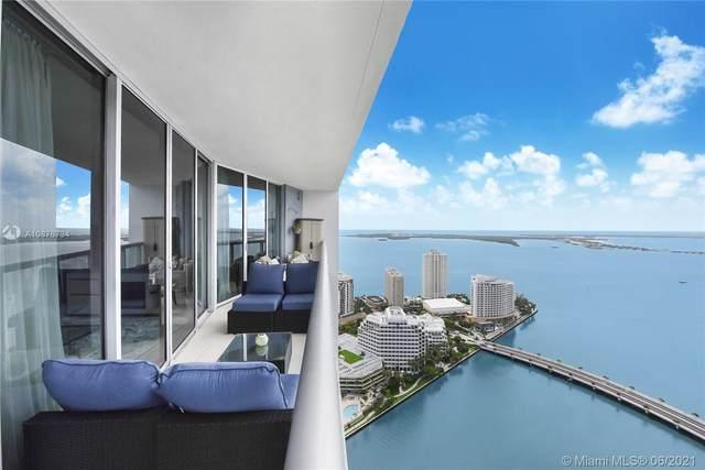 495 Brickell Ave #4505, Miami, FL 33131 (#A10876734) :: Dalton Wade