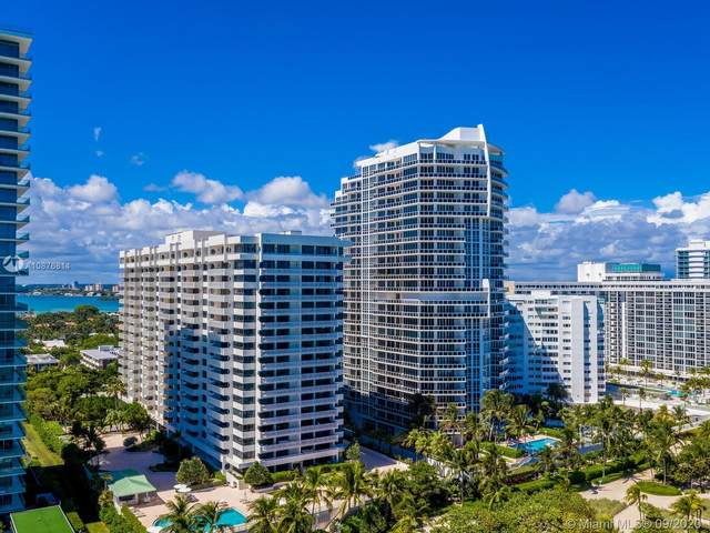 10205 Collins Ave #1009, Bal Harbour, FL 33154 (MLS #A10876814) :: Green Realty Properties