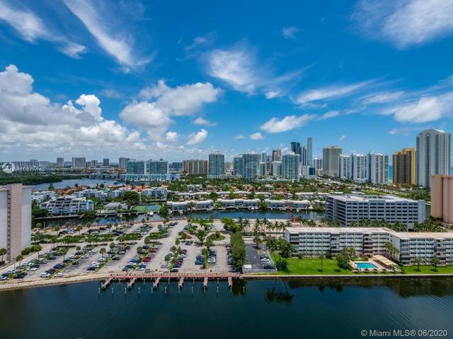 300 Bayview Dr Ph01, Sunny Isles Beach, FL 33160 (MLS #A10877148) :: The Pearl Realty Group