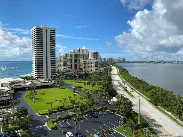 5550 N Ocean Dr 10D, Riviera Beach, FL 33404 (MLS #A10877276) :: The Rose Harris Group