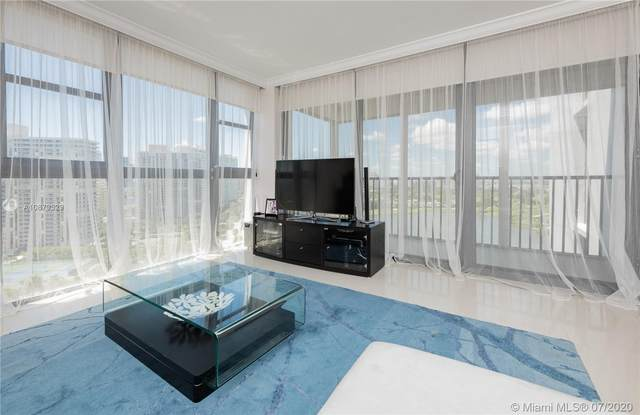 3731 N Country Club Dr #2123, Aventura, FL 33180 (MLS #A10879329) :: Douglas Elliman