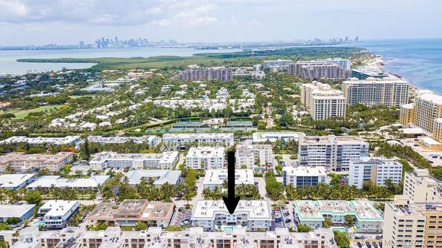 290 Sunrise Dr 3-D, Key Biscayne, FL 33149 (MLS #A10880150) :: The Pearl Realty Group