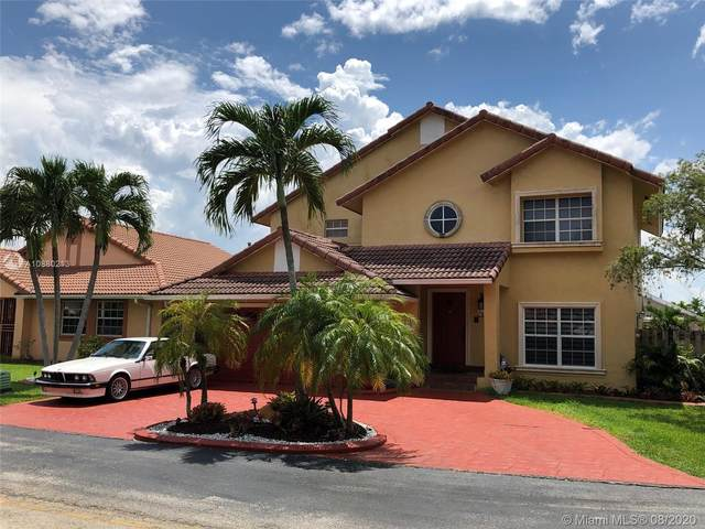 18710 NW 78th Ave, Miami, FL 33015 (MLS #A10880213) :: Berkshire Hathaway HomeServices EWM Realty