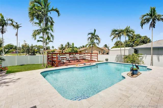 11261 NW 27th Ct, Plantation, FL 33323 (MLS #A10880370) :: The Teri Arbogast Team at Keller Williams Partners SW