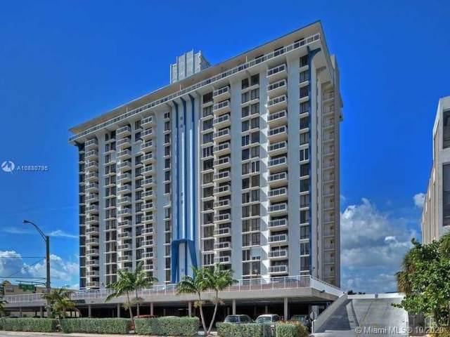 1600 S Ocean Dr 2B, Hollywood, FL 33019 (MLS #A10880795) :: Prestige Realty Group