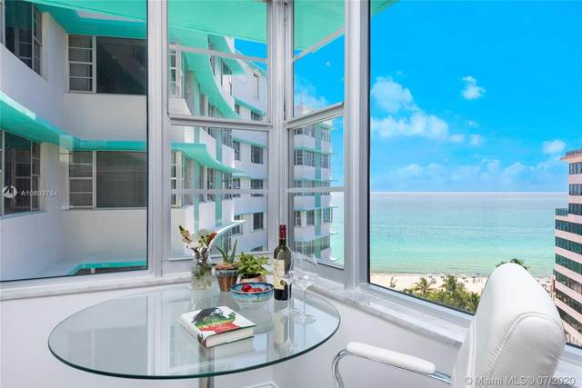 5255 Collins Ave 12A, Miami Beach, FL 33140 (MLS #A10883784) :: ONE Sotheby's International Realty