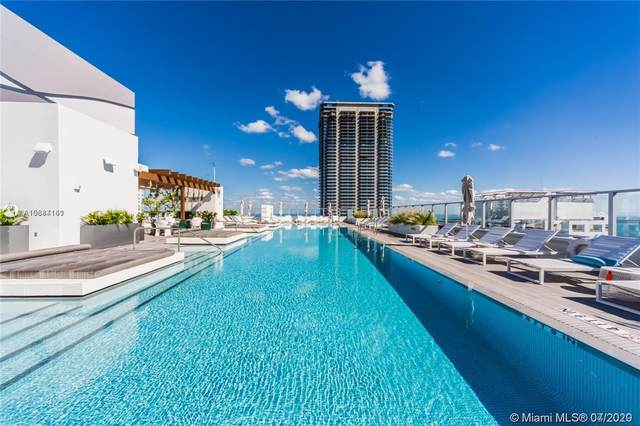 1010 Brickell Ave #4405, Miami, FL 33131 (MLS #A10884161) :: Prestige Realty Group