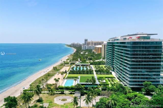 350 Ocean Dr 401N, Key Biscayne, FL 33149 (MLS #A10884498) :: Berkshire Hathaway HomeServices EWM Realty