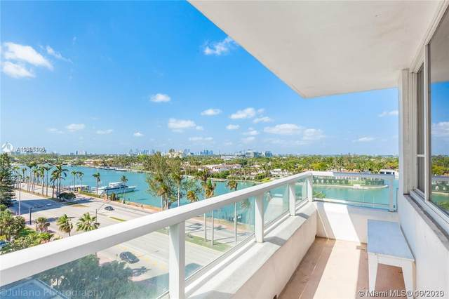 5005 Collins Ave #808, Miami Beach, FL 33140 (MLS #A10885100) :: Re/Max PowerPro Realty
