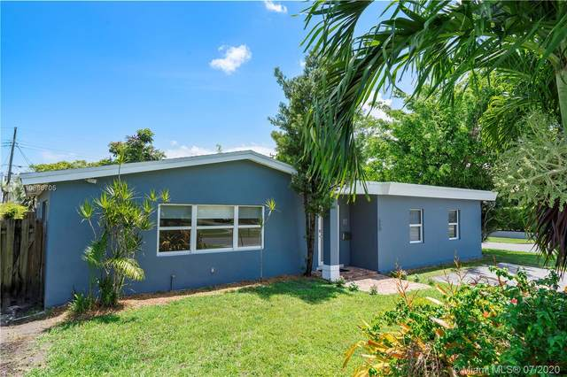 600 NE 2nd Pl, Dania Beach, FL 33004 (MLS #A10886705) :: Carole Smith Real Estate Team