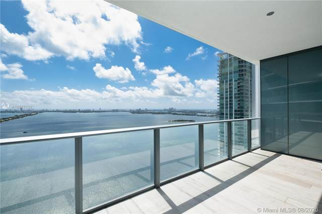 480 NE 31st St #3707, Miami, FL 33137 (MLS #A10887132) :: Carole Smith Real Estate Team
