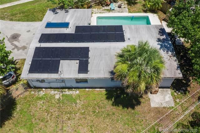 1616 Flagler Blvd, Lake Park, FL 33403 (MLS #A10887853) :: Berkshire Hathaway HomeServices EWM Realty