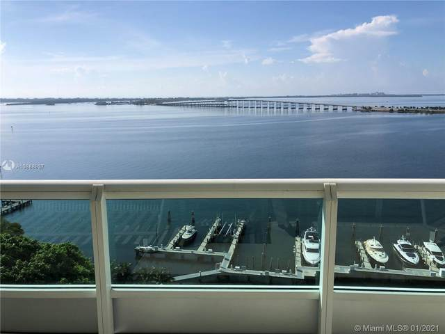 1643 Brickell Ave #1704, Miami, FL 33129 (MLS #A10888937) :: Patty Accorto Team