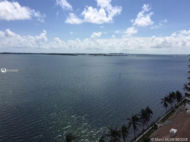 540 Brickell Key Dr #1025, Miami, FL 33131 (MLS #A10889217) :: The Riley Smith Group