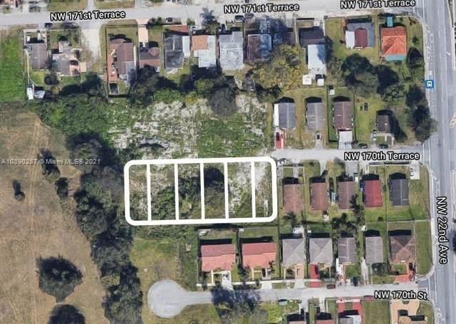 170 NW Terrace, Miami Gardens, FL 33056 (MLS #A10890287) :: Castelli Real Estate Services