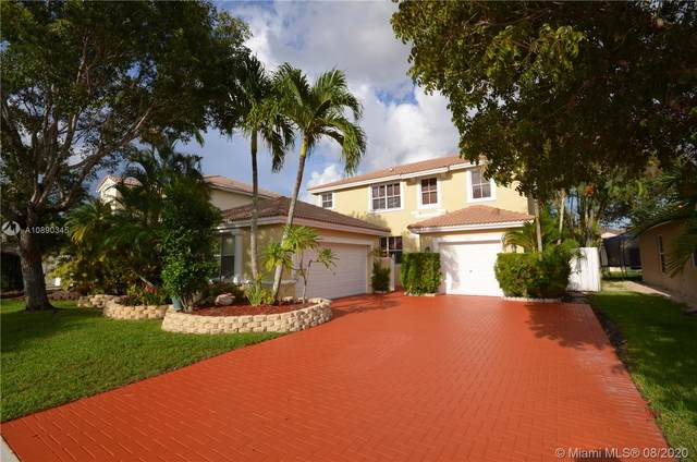 1561 SW 187th Ave, Pembroke Pines, FL 33029 (MLS #A10890345) :: ONE   Sotheby's International Realty