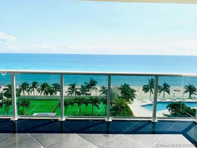 19111 Collins Ave #603, Sunny Isles Beach, FL 33160 (MLS #A10890664) :: ONE Sotheby's International Realty