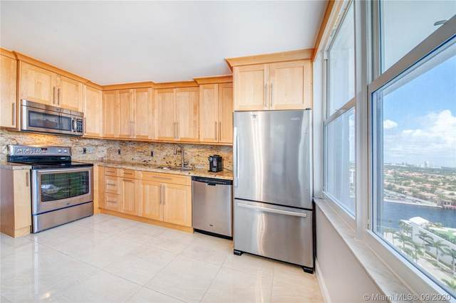 2751 S Ocean Dr 1803N, Hollywood, FL 33019 (MLS #A10891404) :: Berkshire Hathaway HomeServices EWM Realty