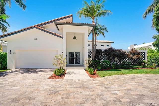 472 Sunset Dr, Hallandale Beach, FL 33009 (MLS #A10891468) :: Carole Smith Real Estate Team