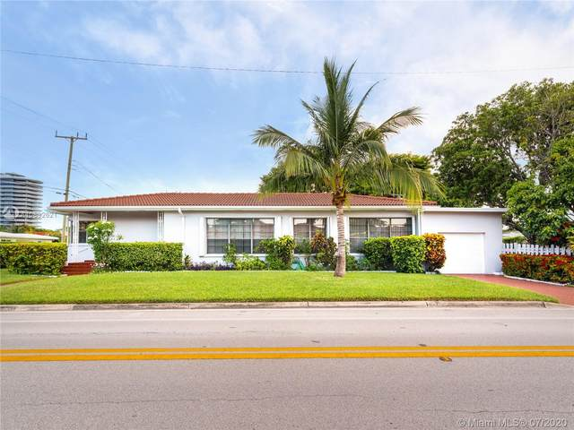 8874 Abbott Ave, Surfside, FL 33154 (MLS #A10892621) :: ONE | Sotheby's International Realty