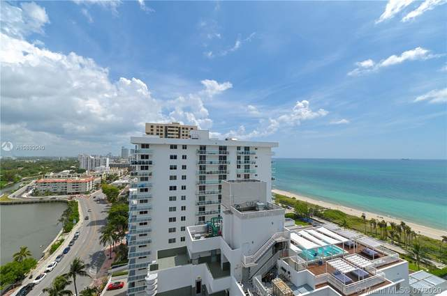 2401 Collins Ave #1810, Miami Beach, FL 33140 (MLS #A10893040) :: The Teri Arbogast Team at Keller Williams Partners SW
