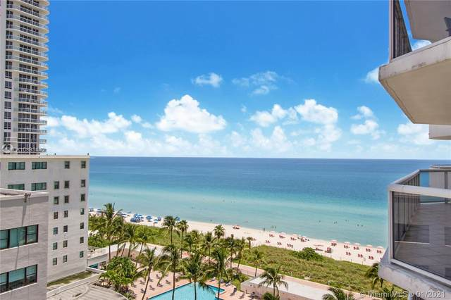 6301 Collins Ave #1207, Miami Beach, FL 33141 (MLS #A10893440) :: Green Realty Properties