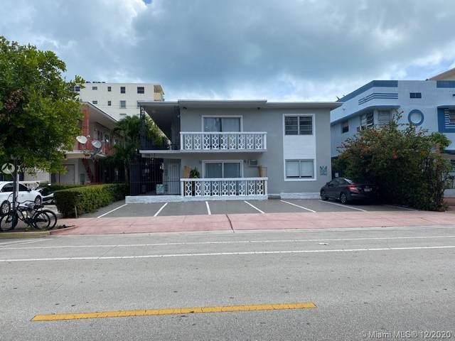 719 Euclid Ave #6, Miami Beach, FL 33139 (#A10893561) :: Posh Properties