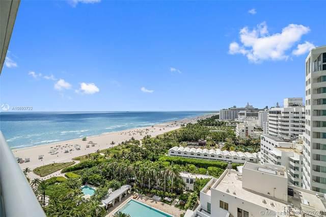 101 20th St #2006, Miami Beach, FL 33139 (MLS #A10893722) :: Dalton Wade Real Estate Group