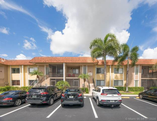 435 Lakeview Dr #205, Weston, FL 33326 (MLS #A10893820) :: United Realty Group