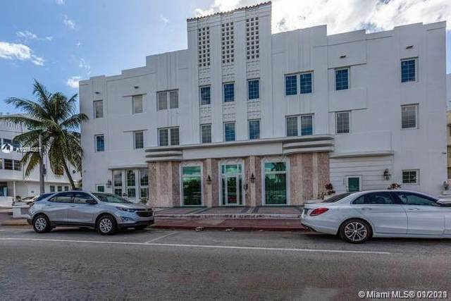 3025 Indian Creek Dr #301, Miami Beach, FL 33140 (MLS #A10894361) :: Podium Realty Group Inc