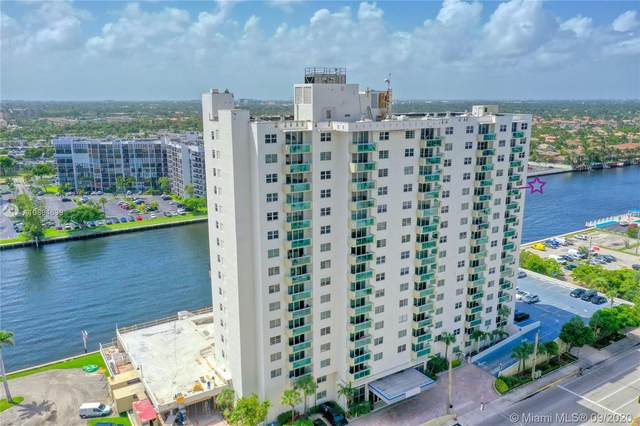 3000 S Ocean Dr #1222, Hollywood, FL 33019 (MLS #A10894639) :: Berkshire Hathaway HomeServices EWM Realty