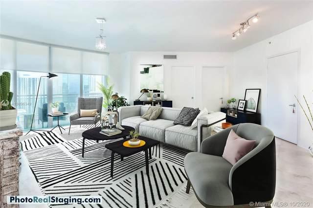 350 S Miami Ave #2801, Miami, FL 33130 (MLS #A10896349) :: Re/Max PowerPro Realty