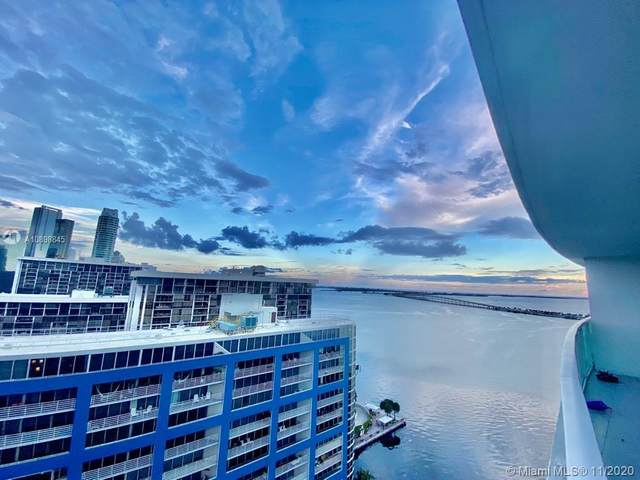 2101 Brickell Ave #2002, Miami, FL 33129 (MLS #A10898845) :: ONE Sotheby's International Realty