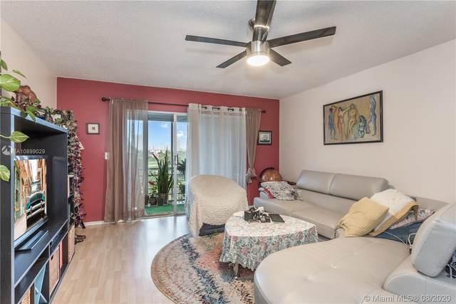 1000 NE 14th Ave #507, Hallandale Beach, FL 33009 (MLS #A10899029) :: Berkshire Hathaway HomeServices EWM Realty