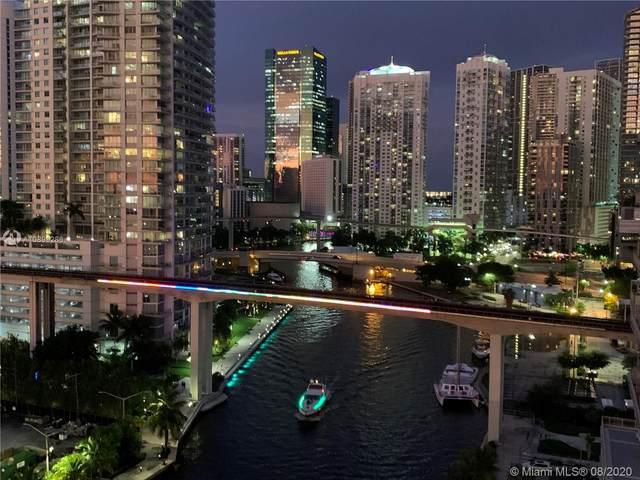 185 SW 7th St #4309, Miami, FL 33130 (MLS #A10899286) :: Berkshire Hathaway HomeServices EWM Realty