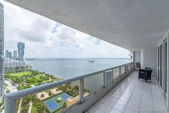 1717 N Bayshore Dr A-2847, Miami, FL 33132 (MLS #A10899532) :: The Jack Coden Group