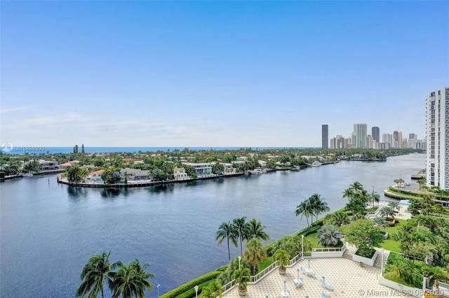 3801 NE 207th St 9BS, Aventura, FL 33180 (MLS #A10899993) :: Berkshire Hathaway HomeServices EWM Realty