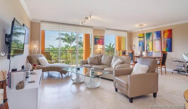 2011 N Ocean Blvd #403, Fort Lauderdale, FL 33305 (MLS #A10900167) :: Berkshire Hathaway HomeServices EWM Realty